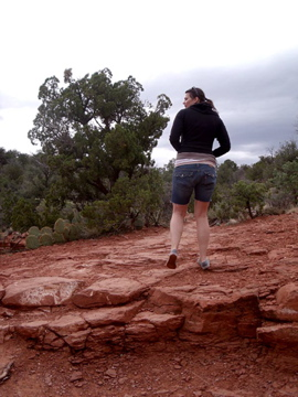 Sedona Hiking App with 100 Trails