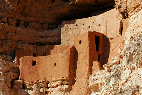 Cliff Dwellings and Petroglyphs