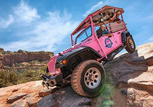 Best Sedona Jeep Tours