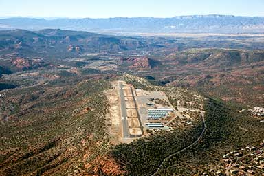 Sedona Airport & Flight Info