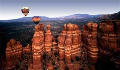 Sedona Air Tours To The Grand Canyon