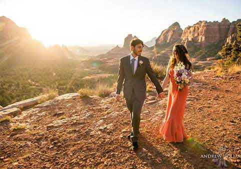 Weddings in Sedona