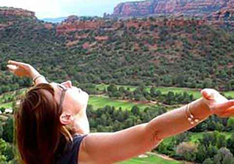 Private Sedona Vortex Retreats