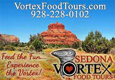 Sedona Vortex Food Tours