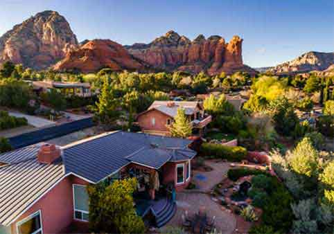 Best Sedona Vacation Rentals