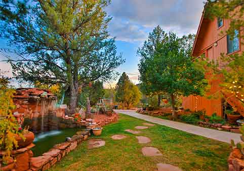 Sedona Sacred Rocks, A Metaphysical B&B