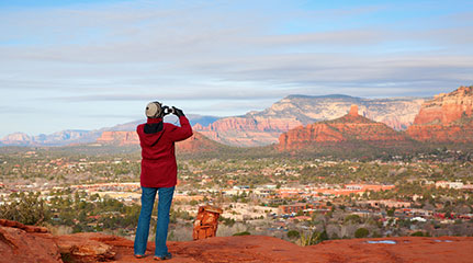 Distance From Sedona To Phoenix >> Driving Distances to Sedona from Phoenix, the Grand Canyon and Other Areas   Miles and KMs to ...